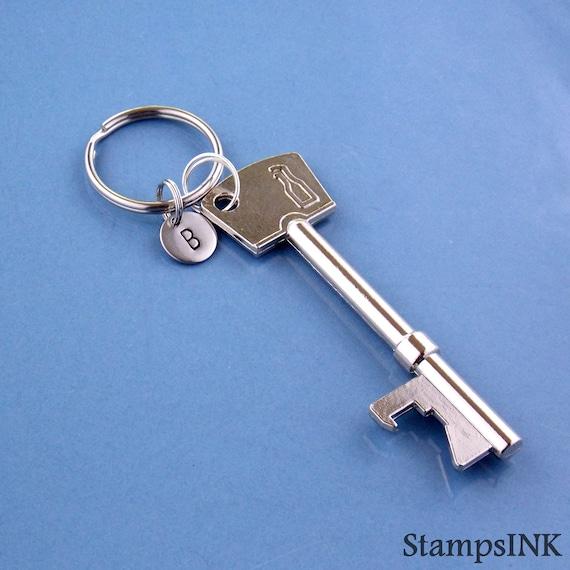 keychain beer bottle opener groomsmen gift best friend. Black Bedroom Furniture Sets. Home Design Ideas