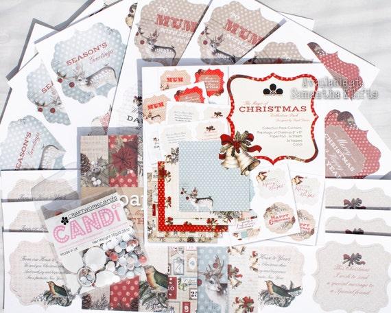 magische weihnachten sale kunsthandwerk karten von. Black Bedroom Furniture Sets. Home Design Ideas