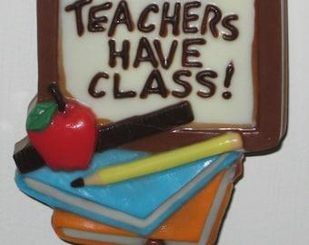 Teachers Have Class! Pop