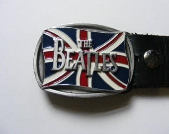 1990's Beatles belt