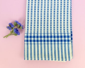Classic jacquard tea towels