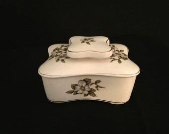 A 30's Hand Painted Porcelain China Piece                     VG1843