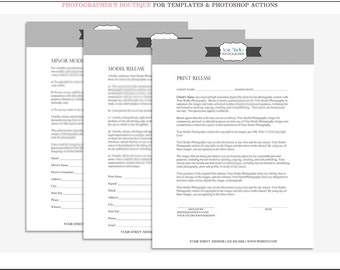 Photography Forms Templates - 883