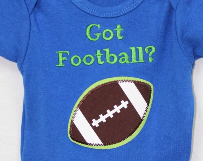 Baby Boy Football bodysuit, Boy blue bodysuit,  Gator baby boy,Florida Gators,University of Florida shirt
