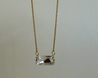 Star Slice Necklace