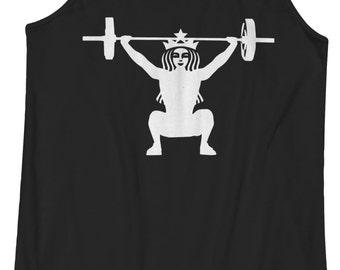 Barbucks -  Starbucks Fitness Coffee Tank Top Workout Tank Tanktop Crossfit Yoga Fit Top Gym Barre Pilates Beachbody
