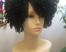 Marley Afro Crotchet Wig