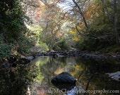 Autumn Reflections - Coker Creek, TN