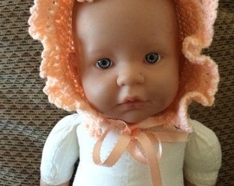 Hand Crocheted Baby Hat