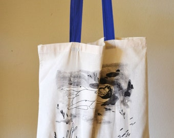 Silkscreen Tote Bag - Limited