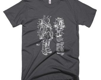 Space Suit Astronaut Tshirt