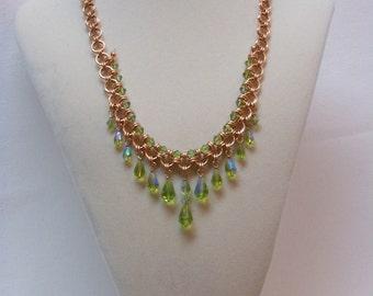 Copper Princess Necklace