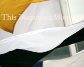 Nautical Flags Photo Print, Maritime, Boats, Halifax Nova Scotia, ThisBorrowed Moment, 5x7, 8x12, 10x15, 11x17