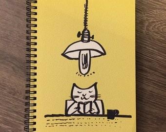 Pepe Shimada Sketch Schedule & Note Book