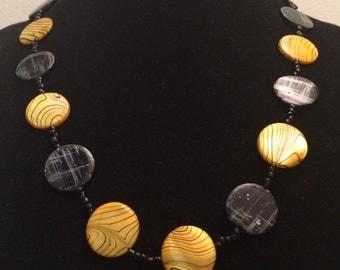 Women's Handmade Necklace - 31