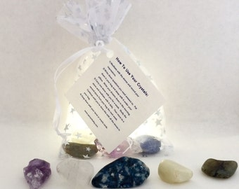 Crystals for Psychic Development