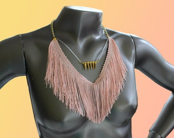 The Coral Goddess Necklace
