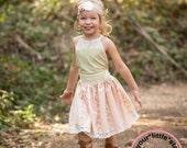 Timeless Vintage Rose Haven Dress infants, toddlers, girls 6-12m,12-18m,18-24m, 2,3,4,5,6,7,8 and 10