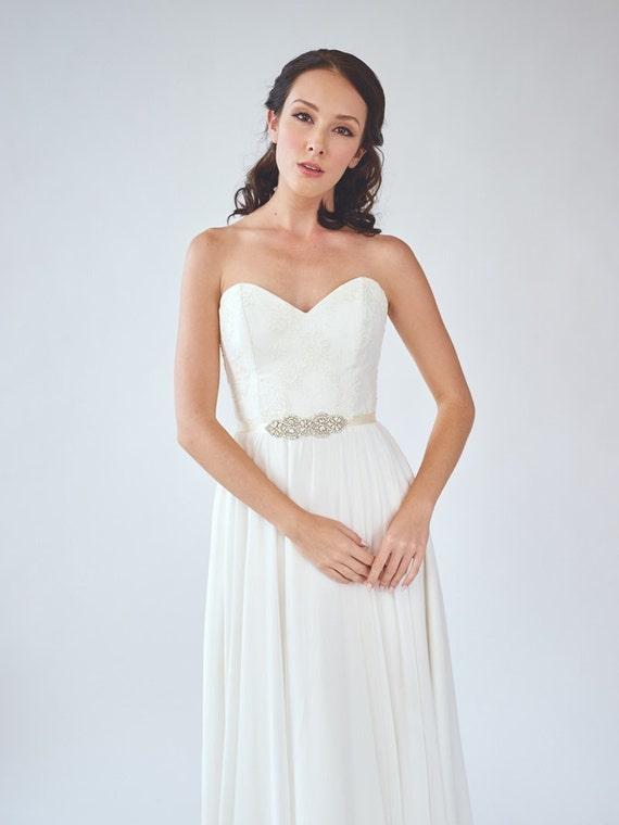 pearl bridal sash wedding sash belt rhinestone