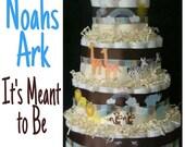 Noah's Ark- 4 Tier