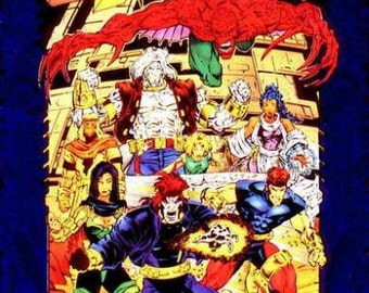 Issue #1 X-Men 2099 Comic Book in Vf-Nm Condition