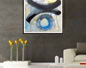 Original Modern Abstract Painting by Kim Bosco