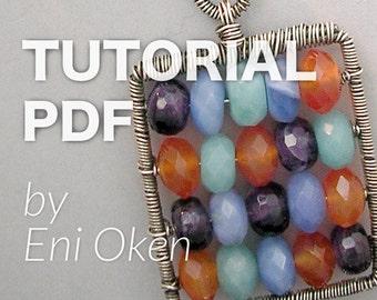 Abacus Pendant PDF tutorial