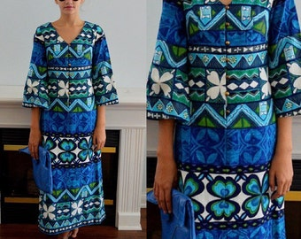 Vintage Keone Sportwear Dress, Vintage Dress, Keone, Vintage Retro Dress, Casual Dress, Resort, 1970s Dress, Dress