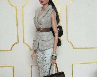 ITALIA - Purse for Barbie, Fashion Royalty, Momoko, Blythe