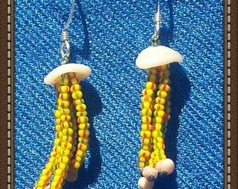 Yellow Jellyfish