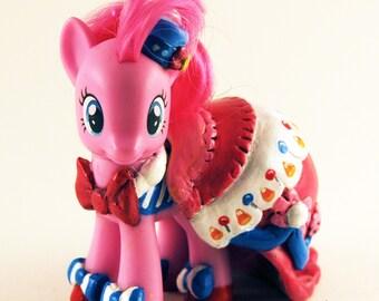 Custom My Little Pony Pinkie Pie in Gala Dress