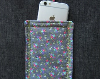 Flower Fabric Phone Case