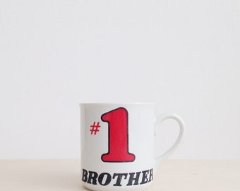Vintage #1 Brother Mug