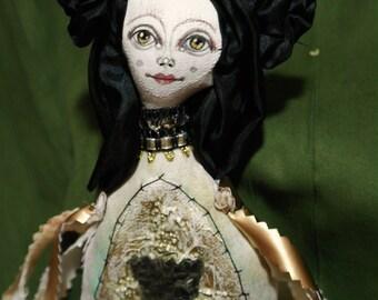 birdy, art doll, rag doll