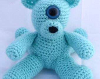 Crochet 6 Pawed MutaTED™