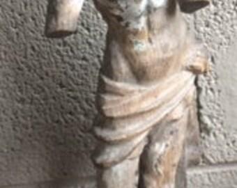 Baroque Sculpture of Jesus Christ