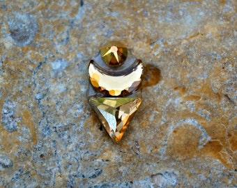 GOLD MOON Mini Bindi