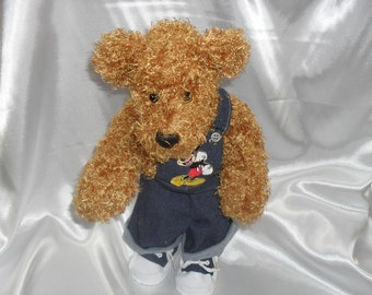 Jordan teddy bear pdf