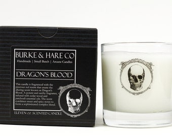 Scented Candle - Dragon's Blood - 11oz