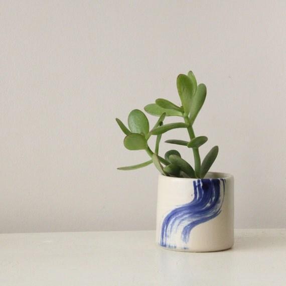 Succulent Planter Gift White Ceramic Planter Ceramic Plant