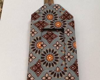 Vera Bradley Fabric Luggage Tag travel accessories destination wedding handmade bag tags ID holders personalized luggage tag
