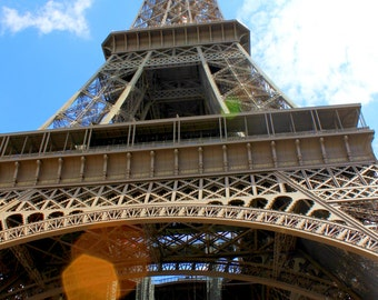 Eiffel Tower Photography Print