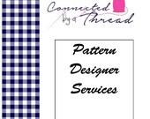PDF Pattern Designer Services
