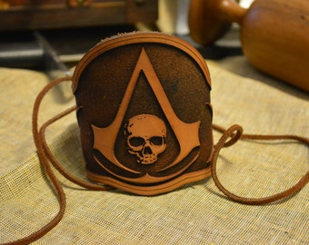 Assassins Creed Inspired Wrist Bracers