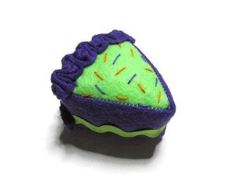 Cat Toy - Halloween Catnip Cake Toy - MINI CAKE
