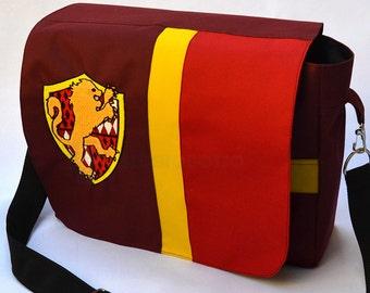 Gryffindor messenger bag