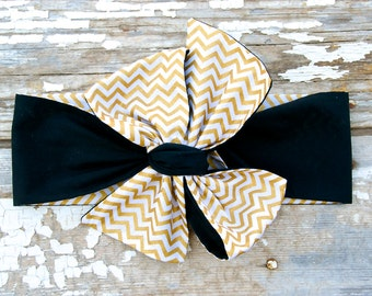 Headwrap Baby Girl Headwrap New Orleans Saints New Orleans Saints Baby Saints Baby Saints Headband Saints Hair Bow Big Bow Head Wrap Saints