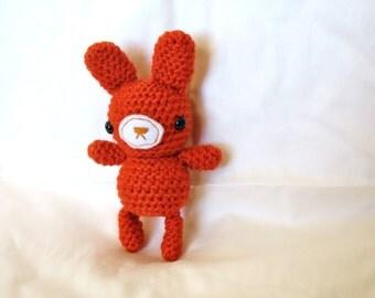 Ernesto the Orange Bunny
