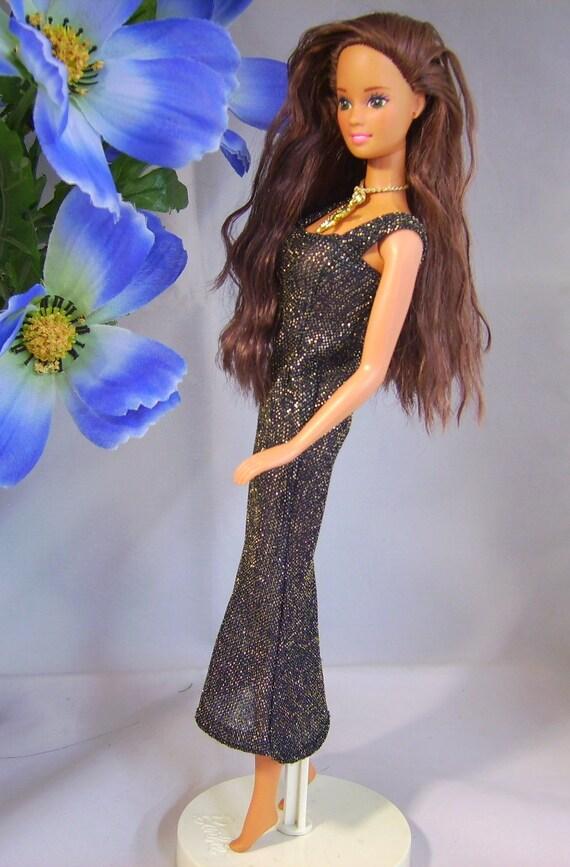 Vintage Teresa Barbie Doll Nude For Ooak Repaint Custom Ethnic