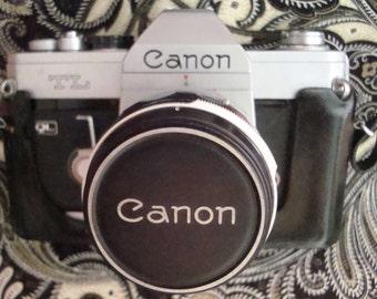 Camera Canon TLQL 35 MM SLR